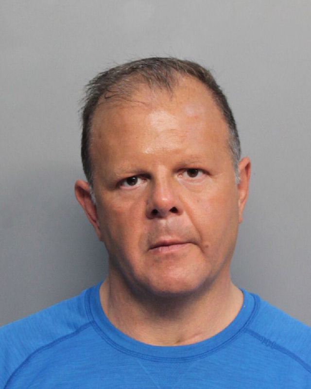 "Dominic Joseph Puopolo, 51, was arrested after making the treat on his twitter account on Monday January 16. According to officers, Puopolo posted a video on his Twitter page saying ""This is the 16th of January 2017, I will be at the review/inauguration and I will kill President Trump, President elect Trump today"". Authorities were then alerted to the threat and arrested Puopolo as he left a Subway sandwich shop on Tuesday. He appeared in court Wednesday, where his defense attorney told Miami-Dade County Judge Mindy Glazer that his client is mentally ill and also goes by the name Jesus Christ. Glazer ordered a mental evaluation for Puopolo. If he is deemed competent, his bond will be set at $1 million. <P> Pictured: Dominic Joseph Puopolo <B>Ref: SPL1423382 180117 </B><BR /> Picture by: Splash News<BR /> </P><P> <B>Splash News and Pictures"