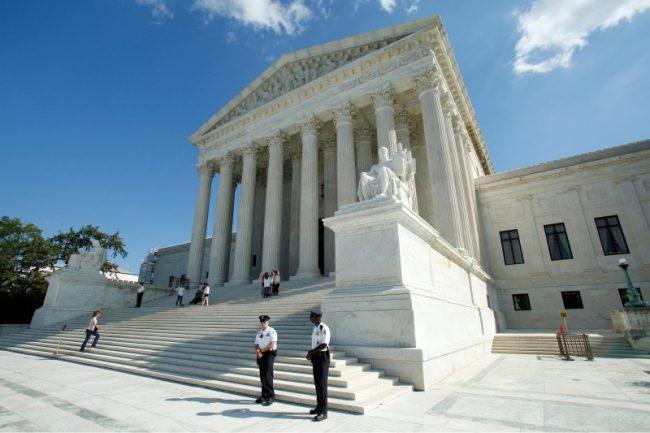 U.S. Supreme Court is seen in Washington, October 3, 2016. REUTERS/Yuri Gripas/File Photo
