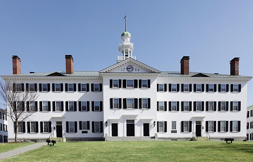 Dartmouth College Shutterstock VanHart