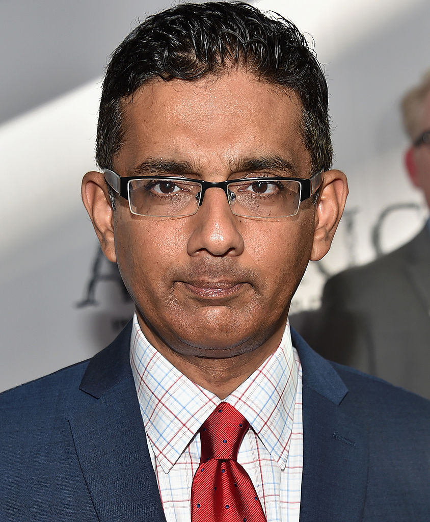 Dinesh D'Souza (Getty Images)