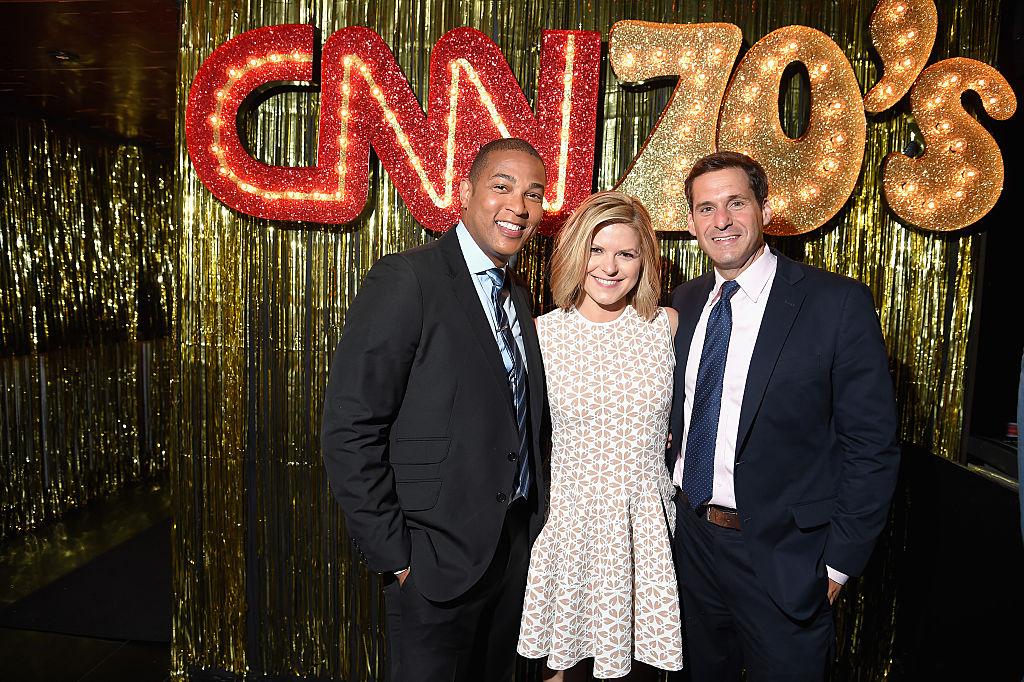 Don Lemon, Kate Bolduan, John Berman (Getty Images)