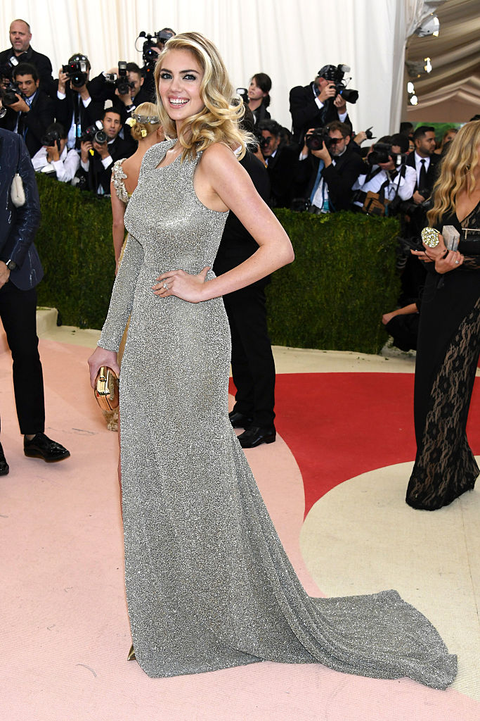 Kate Upton (Photo credit: Getty Images)
