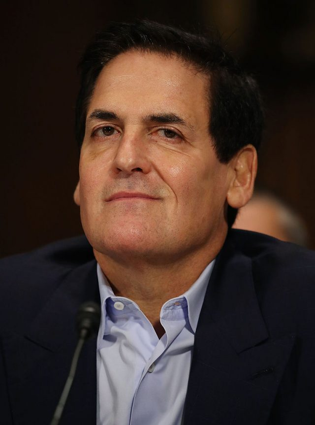 Mark Cuban (Getty Images)