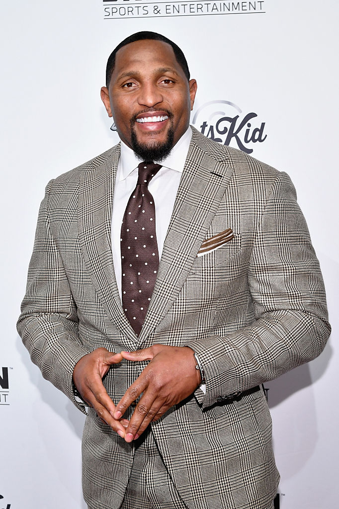Ray Lewis (Photo credit: Getty Images)