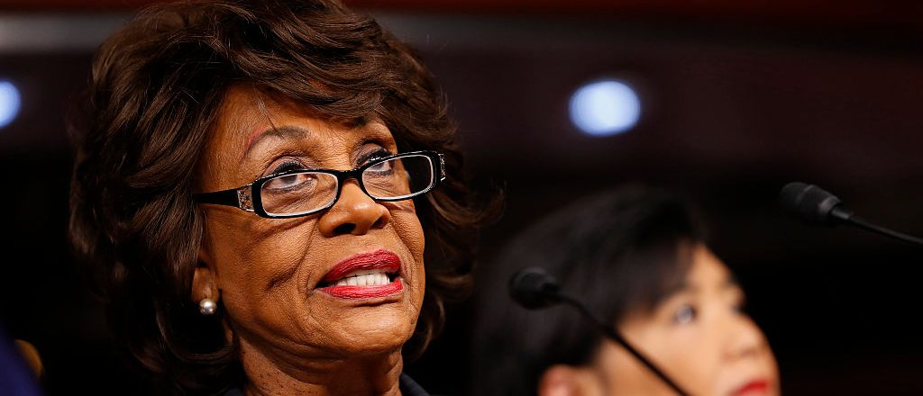 Maxine Waters (Getty Images)
