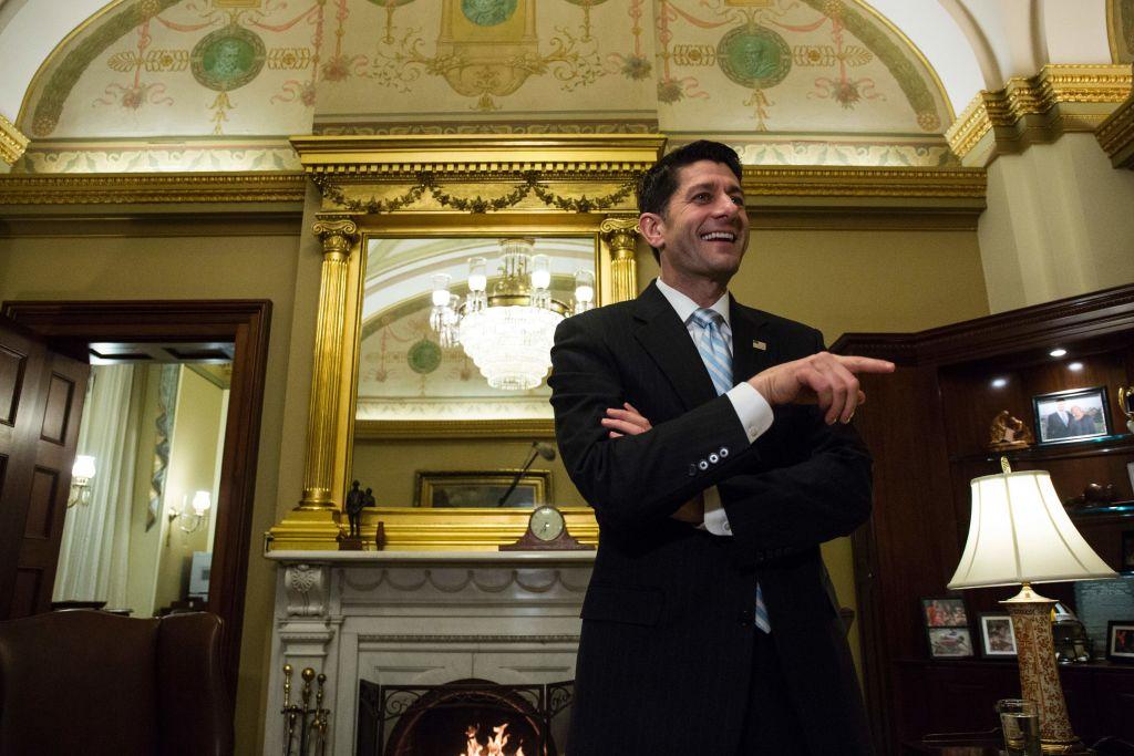 Paul Ryan (Getty Images)