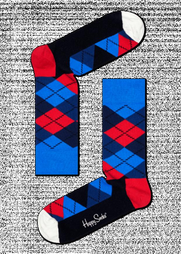 Normally $12, these argyle socks are 30 percent off (Photo via HappySocks)