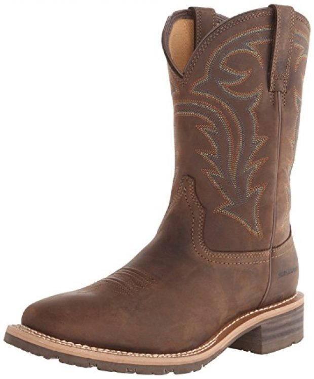 Normally $170, this cowboy boot is 42 percent off today (Photo via Amazon)