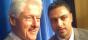 Imran Awan with Bill Clinton / Facebook
