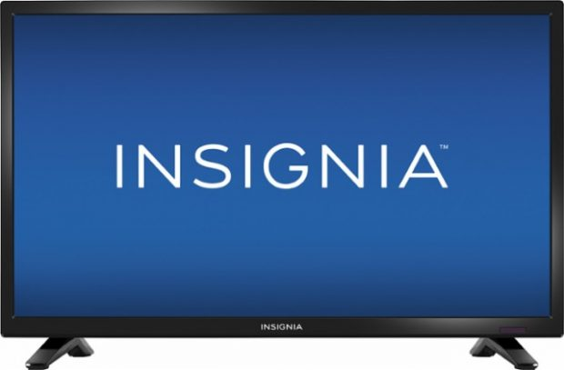Normally $130, this HDTV is 46 percent off today (Photo via Best Buy)