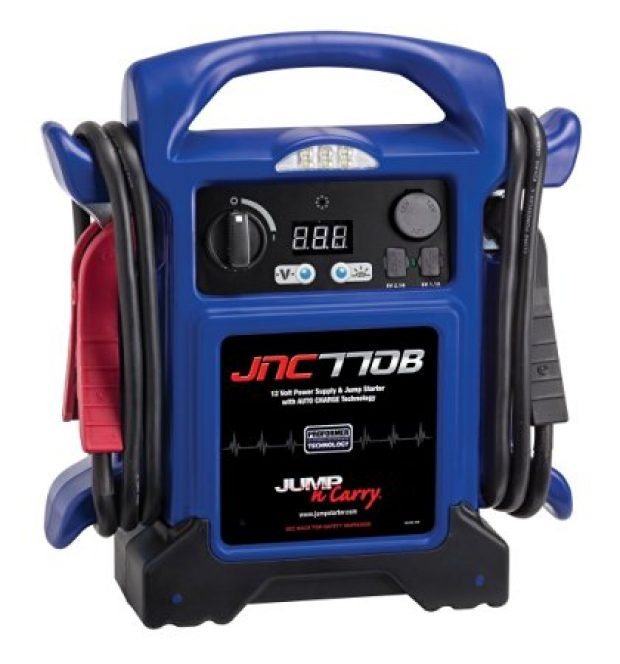 Normally $157, this jump starter is 20 percent off today (Photo via Amazon)