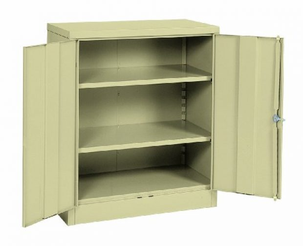 Normally $330, this cabinet is 64 percent off today (Photo via Amazon)