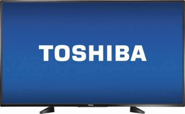 Normally $430, this HDTV is 30 percent off today (Photo via Best Buy)
