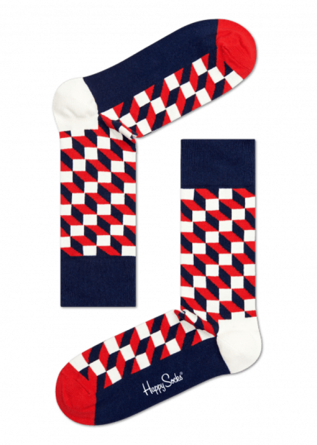 Normally $12, these awesome socks are $10.20 with the exclusive code (Photo via HappySocks)