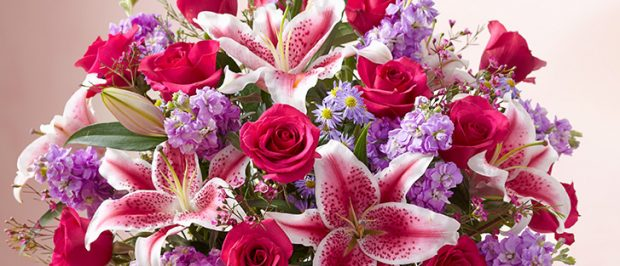 You will be sure to 'wow her' with arrangements from 1800flowers.com this