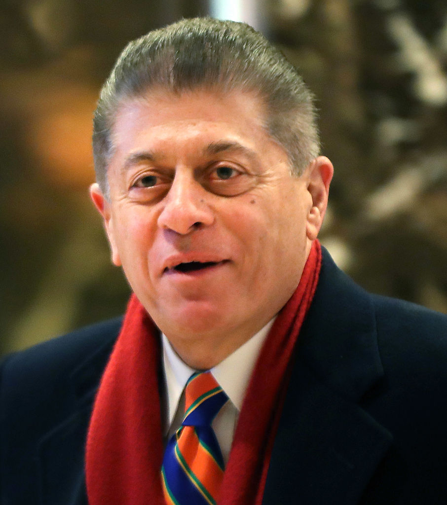 Andrew Napolitano (Getty Images)