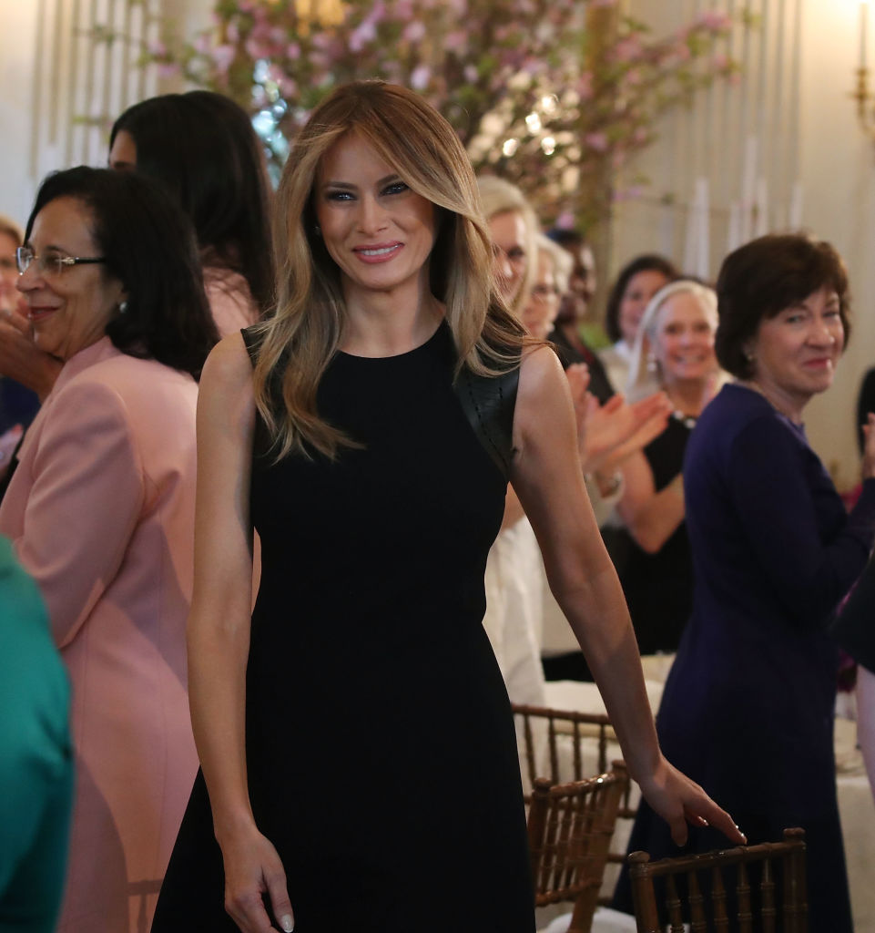 Melania Trump (Getty Images)