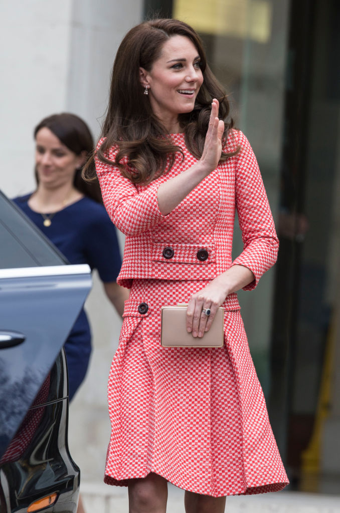 Kate Middleton. (Photo: Getty Images)