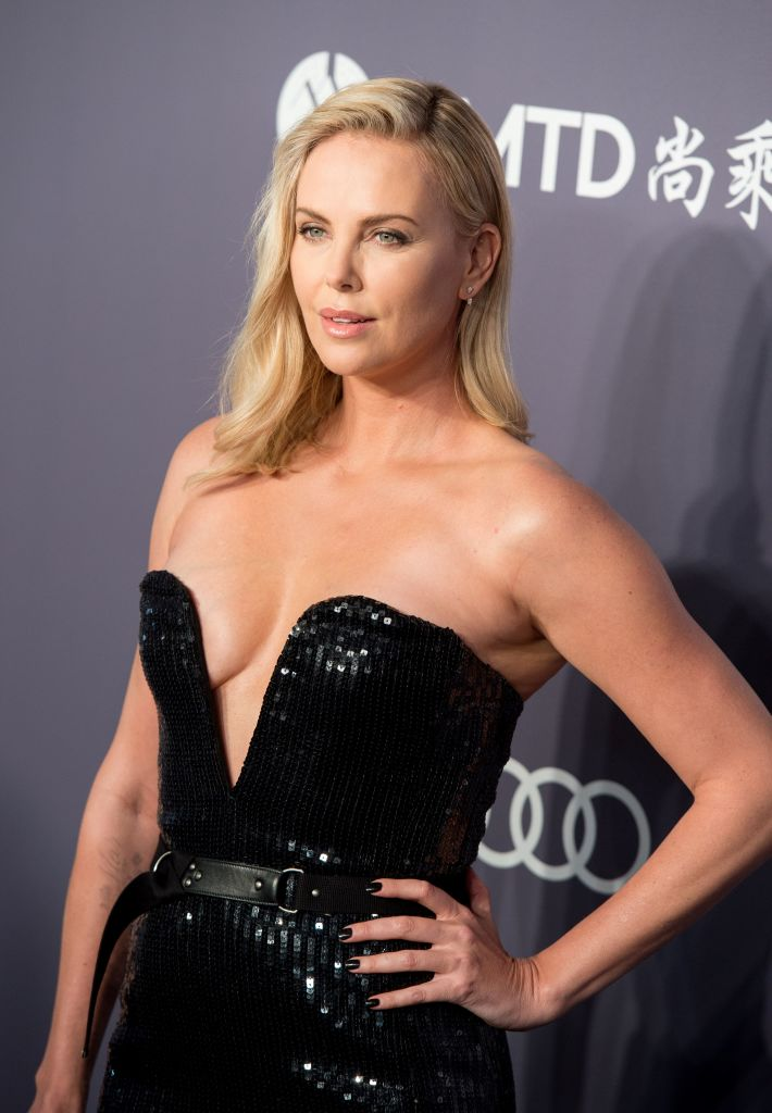Charlize Theron. (Photo: Getty Images)