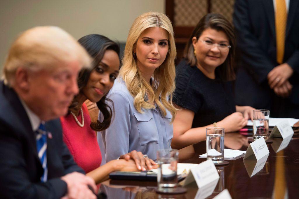Ivanka Trump (Getty Images)