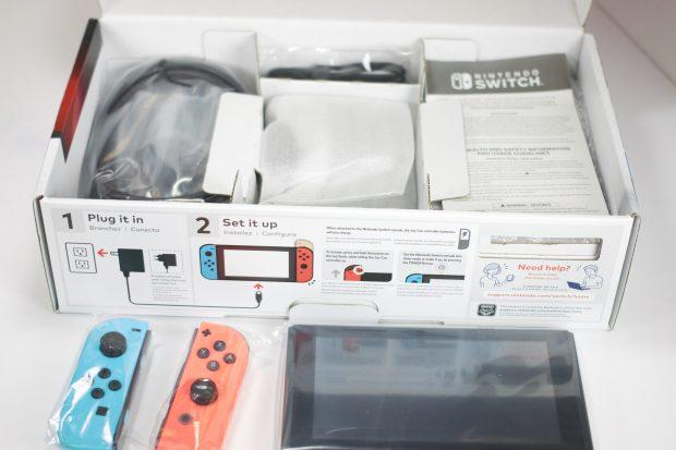 Nintendo Switch (Credit: Sean Moody)