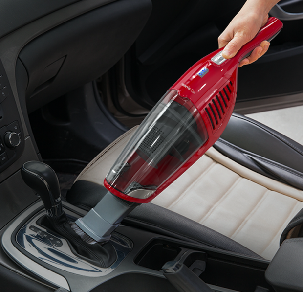 You could even use it in your vehicle (Photo via Eufy)