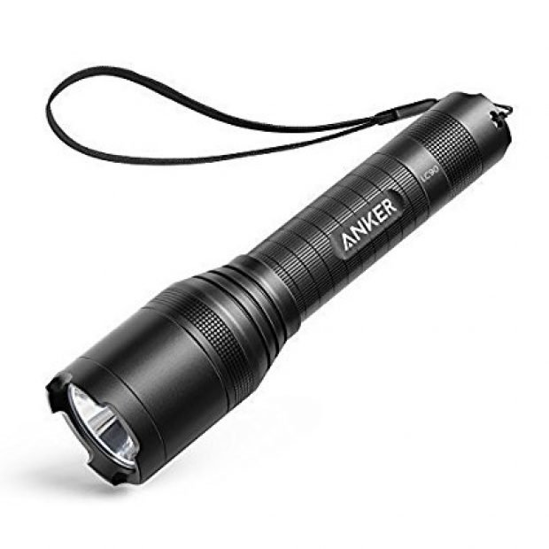 Normally $55, this #1 bestselling flashlight is 45 percent off (Photo via Amazon)
