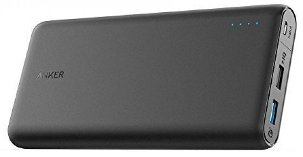 Normally $100, this Quick Charge 3.0 Portable Charger is 65 percent off (Photo via Amazon)