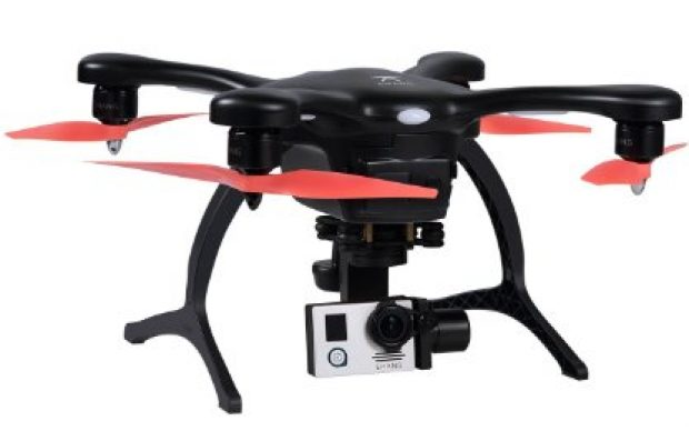 Normally $400, this drone is 29 percent off today (Photo via Amazon)