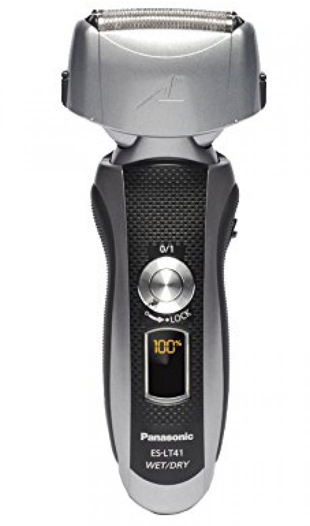 Normally $85, this electric razor is 29 percent off today (Photo via Amazon)