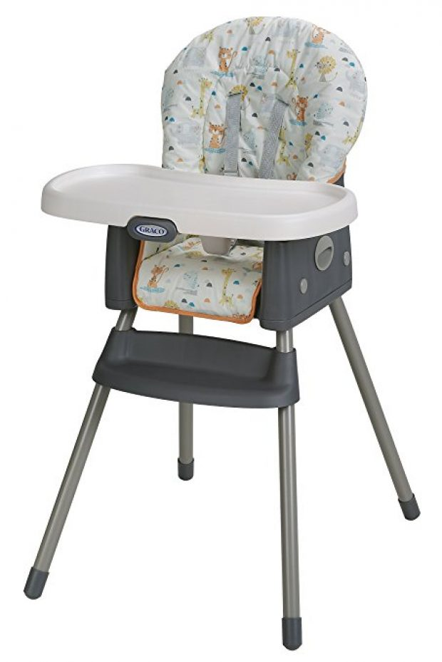 Normally $80, this high chair is 35 percent off today (Photo via Amazon)