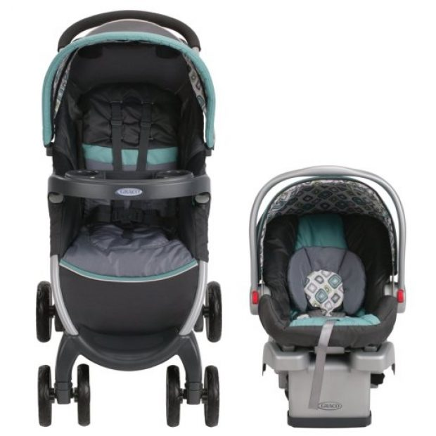 Normally $200, this stroller is 37 percent off today (Photo via Amazon)