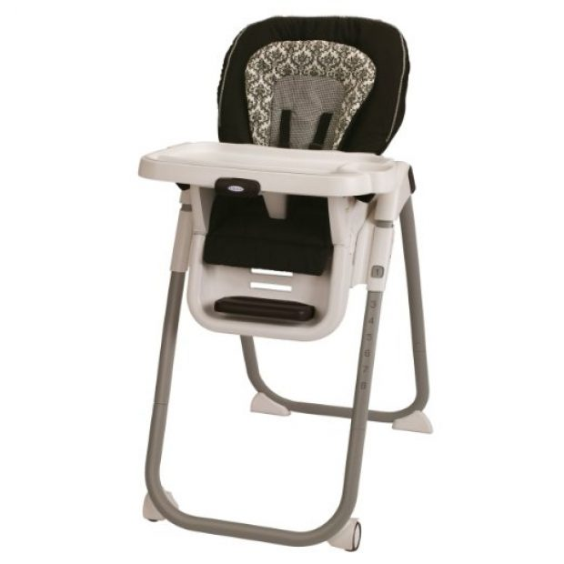 Normally $100, this high chair is 44 percent off today (Photo via Amazon)