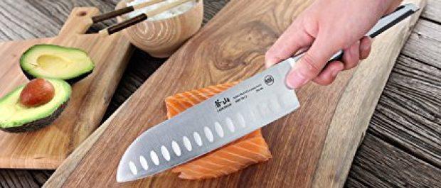 Santoku knives have many uses (Photo via Amazon)