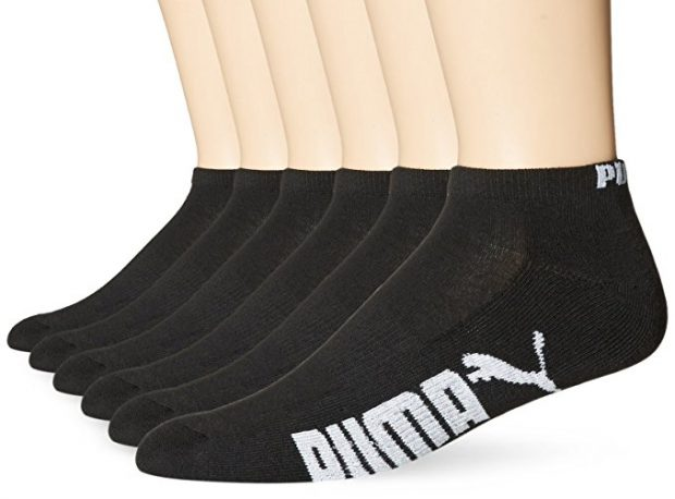 Normally $36, this 6-pack of socks is 64 percent off today (Photo via Amazon)