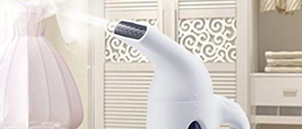 This steamer eliminates wrinkles fast (Photo via Amazon)