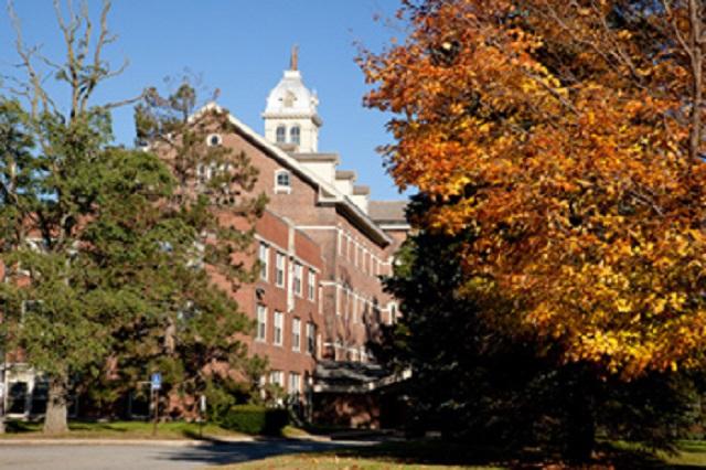 Burlington College new campus. Burlington College/Free Art License