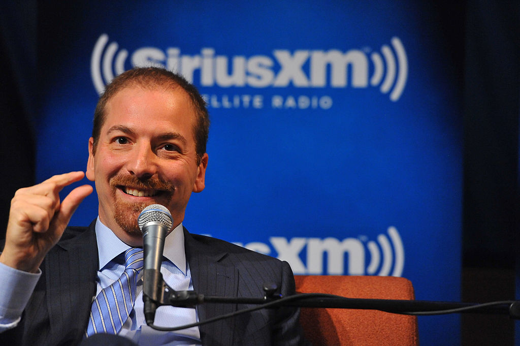 Chuck Todd (Getty Images)