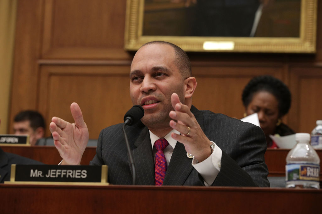 Hakeem Jeffries (Getty Images)