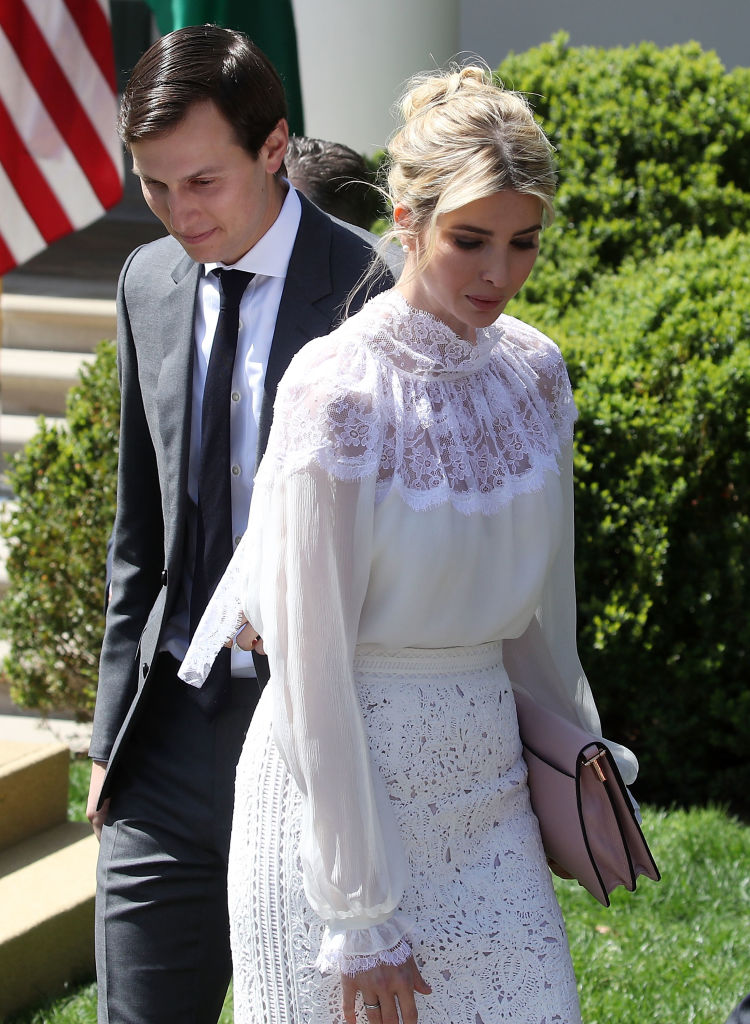 Jared Kushner, Ivanka Trump (Getty Images)