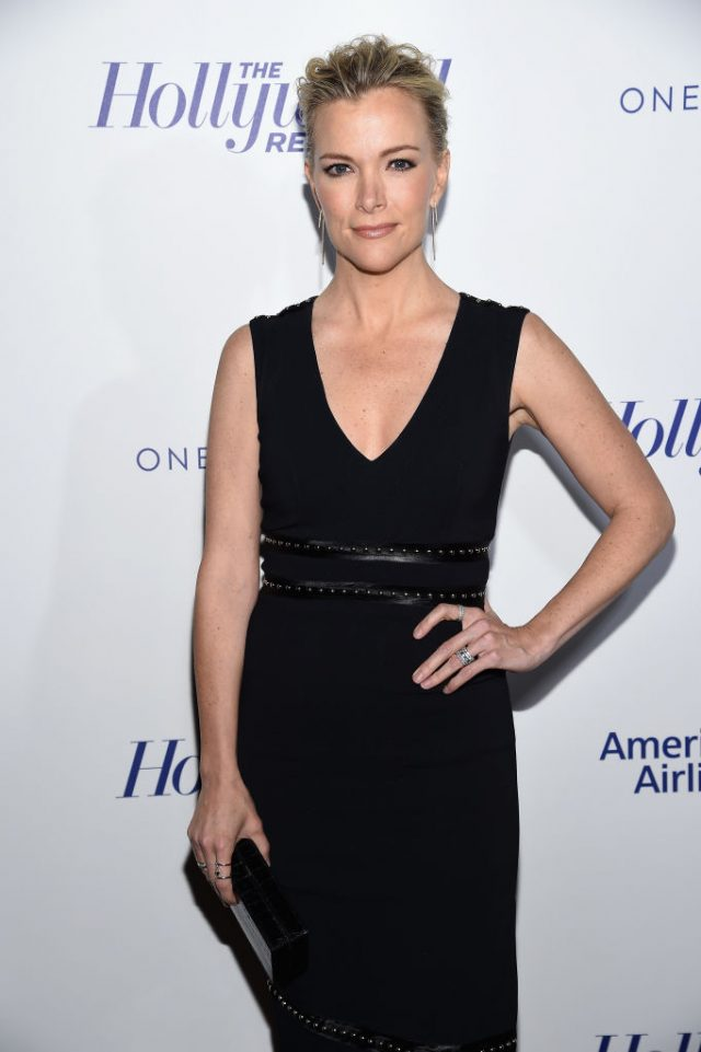 Megyn Kelly attends The Hollywood Reporter 35 Most Powerful People In Media 2017 at The Pool on April 13, 2017 in New York City. (Photo by Dimitrios Kambouris/Getty Images for The Hollywood Reporter)