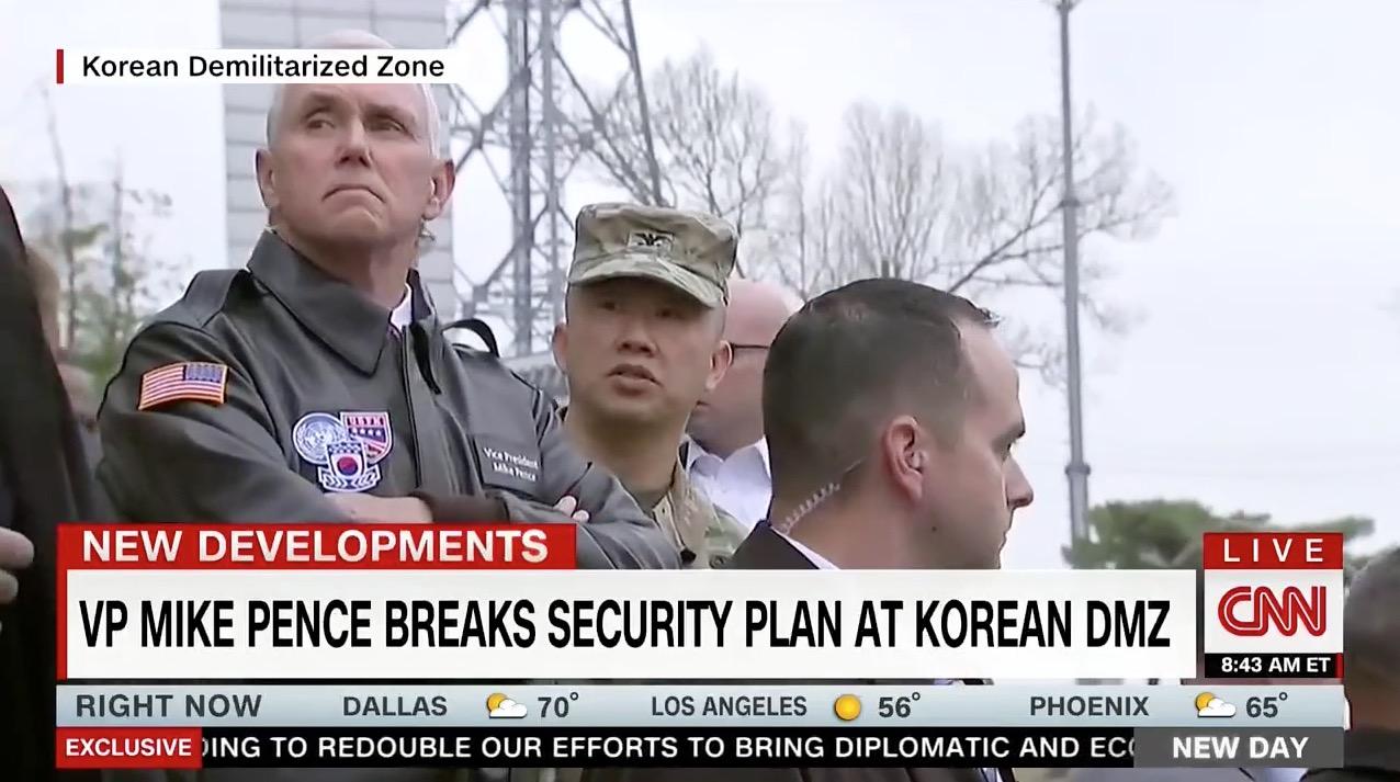 Mike Pence (CNN)
