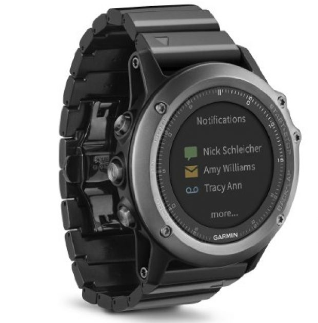 Normally $600, this Garmin watch is 32 percent off today (Photo via Amazon)