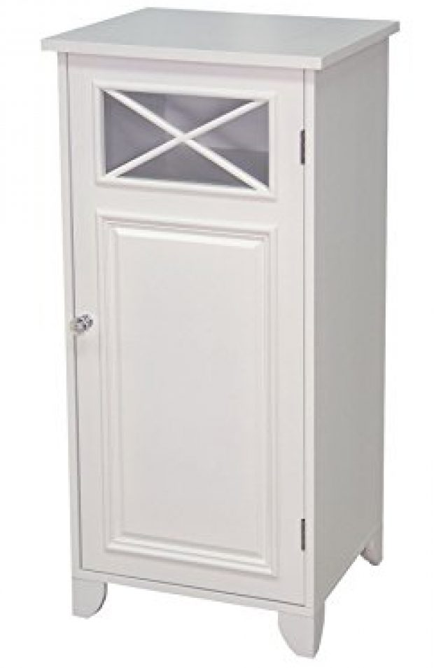 Normally $118, this cabinet is 61 percent off (Photo via Amazon)