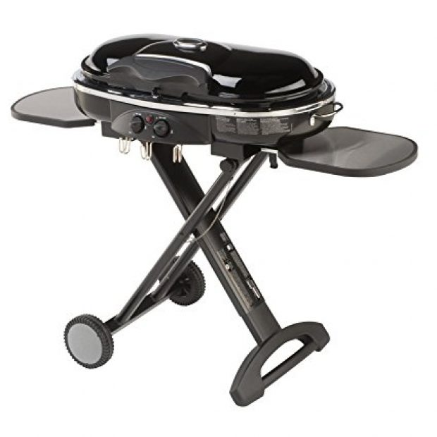Normally $230, this grill is 45 percent off today (Photo via Amazon)