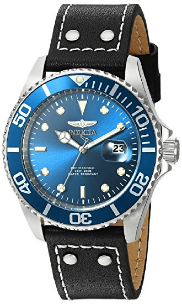 Normally $400, this Invicta watch is 81 percent off (Photo via Amazon)
