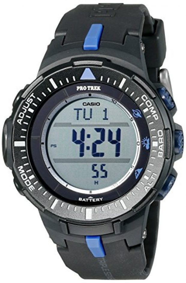 Normally $250, this watch is 64 percent off today (Photo via Amazon)