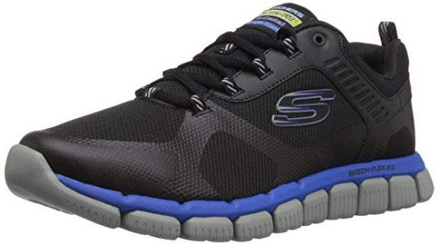 Normally $70, this pair of Skechers is 53 percent off today (Photo via Amazon)