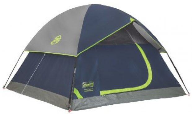 Normally $75, this tent is 56 percent off today (Photo via Amazon)