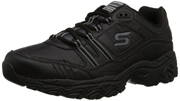 Normally $65, this pair of Skechers is 54 percent off today (Photo via Amazon)